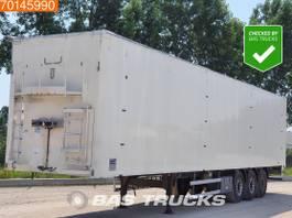 walking floor semi trailer Knapen Trailers K100 3 axles NL-Trailer / Liftachse 2014