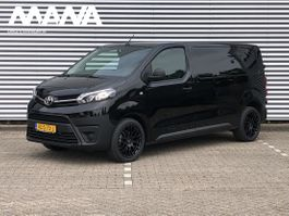 closed lcv Opel (Toyota ProAce) 2.0 D-4D Cool Comfort Trekhaak Bluetooth Airco 2019