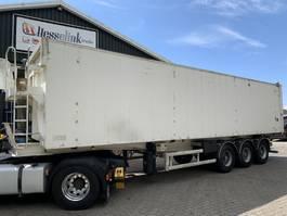 tipper semi trailer Stas Trailor 59m3 Vol alu kipper 6360KG Luftfederung ABS 1999