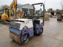 soil compactor Bomag BW 100 AD-3