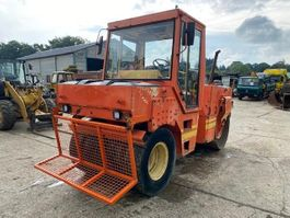 soil compactor Bomag BW 161 AC