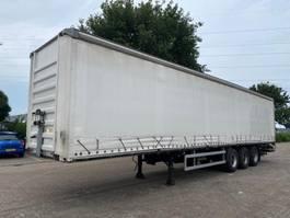 tilt semi trailer Fruehauf ONCR 39-327-A / DRUM BRAKES 2004