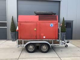 generator Deutz Bredenoord F5L413R 70 kVA Generator Aggregaat