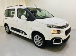 mpv car Citroën 1.2 Multispace S&S Feel 81kw 2019