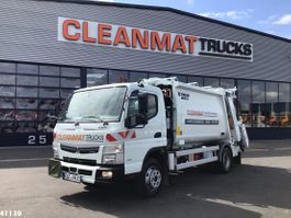 garbage truck FUSO Canter 9C18 Zoeller 7m3 2021