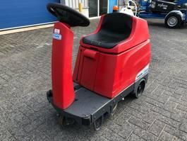 road sweeper Cleanfix RA535, Schrobmachine, 53 cm. 2015