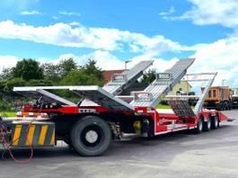 car transporter semi trailer KAESSBOHRER Truck Transporter
