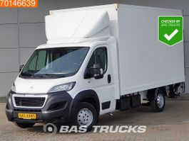 closed lcv Peugeot 2.0 HDi 160PK Bakwagen Laadklep Airco Euro6 Koffer LBW A/C 2019