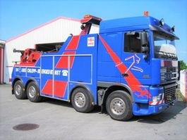 tow-recovery truck DAF XF 95 480 2000
