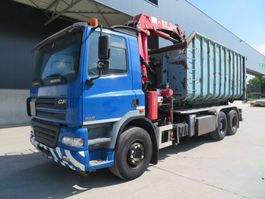 container truck DAF CF 85 2006