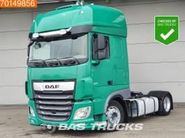mega-volume tractorhead DAF XF 480 4X2 Mega ACC Intarder Standklima Euro 6 2017