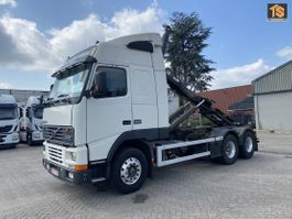 container truck Volvo FH 12 - 6x2 - EURO 2 - HAAKARM - BELGIUM TOP TRUCK 1998