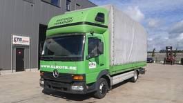 box truck Mercedes-Benz Atego 815 (BOITE MANUELLE / MANUAL GEARBOX / PERFECT / EURO 2) 1999