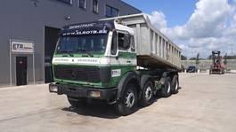 tipper truck > 7.5 t Mercedes-Benz SK 3335 (GRAND PONT / SUSPENSION LAMES / 12 ROUES / V8 MOTEUR) 1987