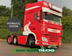 cab over engine DAF XF 530 Full Air suspension Hydr. system Special interior 2020