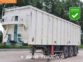tipper semi trailer Kaiser BENCERE 3 axles 50m3 Kipper 2003