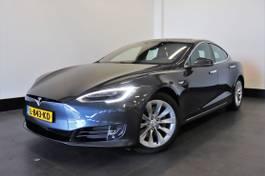 hatchback car Tesla 90D 422 PK   FACELIFT   AUTOPILOT   PANO-DAK   LUCHTVERING   € 42.950,- Ex. 2016