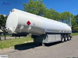 tank semi trailer semi trailer LAG Fuel 40000 Liter, 5 Compartments 2001