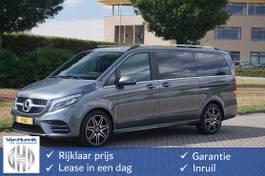 minivan - passenger coach car Mercedes-Benz 300d Lang Avantgarde AMG Edition 6/7/8 persoons Nappa, Comand, Burmester... 2021