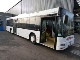 city bus MAN A20 2001