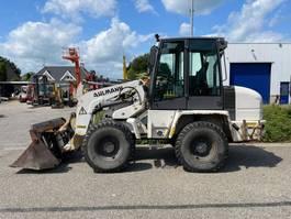 wheel loader Ahlmann As85/As90 2010