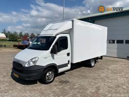 Kastenwagen Iveco 35C13 Laadklep Zijdeur 2014