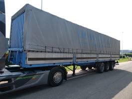 tilt semi trailer Fruehauf S3  LAMMES/BLATT/SPRING 1990