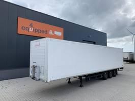 Kofferauflieger Schmitz Cargobull SKO 24, gegalvaniseerd, volledig chassis, schijfremmen, NL-trailer, APK: 11/2021 2007