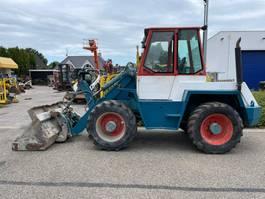 wheel loader Kramer 612 1994