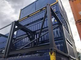 tank container CIMC Leeg frame 2019