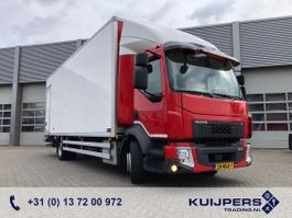 box truck Volvo FL5 210 Euro 6 / 475 dkm / Box 7 mtr / Laadklep / APK TUV 02-2022 ! 2016