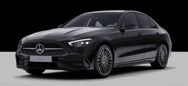 sedan car Mercedes-Benz C 180 AMG Line | Apple Carplay | DAB | Stoelverwarming 2021