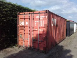 dry standard shipping container 20ft