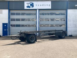 container chassis trailer GS AC 2000 L 1997