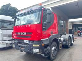 cab over engine Iveco Trakker 720 IVECO TRAKKER 720E45