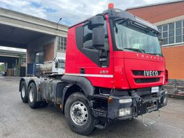 other-tractorheads Iveco Trakker 720 IVECO TRAKKER 720E45 -6X4