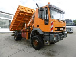 tipper truck > 7.5 t Iveco 190E30 4x4 Dreiseitenkipper Allrad 2000