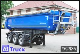 tipper semi trailer Schmitz Cargobull 12/2021 SGF S3 Stahl, Lift, Rollplane, Pendeklappe 2015