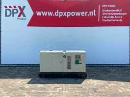 generator Perkins 1103A-33TG1 - 50 kVA Generator - DPX-19803 2021