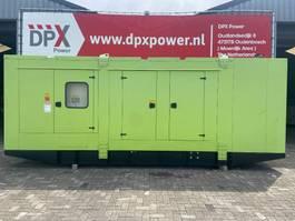 generator Perkins 4006-23TAG3A - 912 kVA Generator - DPX-12418 2013