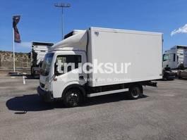 refrigerated closed box lcv Renault MAXITY 140.45 2015