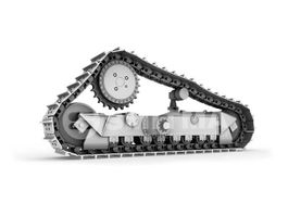 chassis equipment part Caterpillar D 6 T 2021