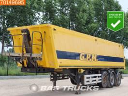 tipper semi trailer Wielton NW-3 3 axles 38m3 Alu-Kipper Liftachse NL-Trailer 2014