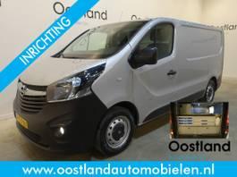 closed lcv Opel 1.6 CDTI L1H1 Edition 125 PK Servicebus / Inrichting / 220V. / Airco / C... 2016