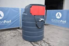 tank container Dieseltank 1500L 2021