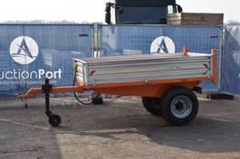 tipper trailer agricultural Boxer HT30 2020