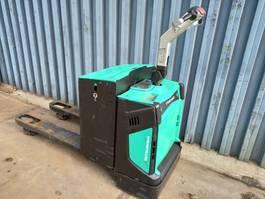 pallet truck Mitsubishi PBV20N2 3 ton palletwagen machineverhuizer 2013