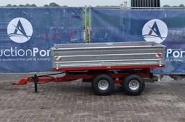 tipper trailer agricultural Boxer HT25 2021