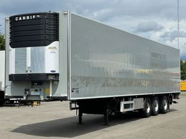 refrigerated semi trailer Van Eck CARRIER MAXIMA 2006