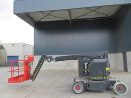 articulated boom lift wheeled Genie Z 34/22 N 2011